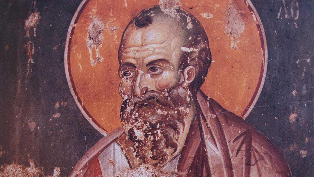 Απόστολος Κυριακής - Λειτουργική ζωή: Απόστολος - Απαρχή