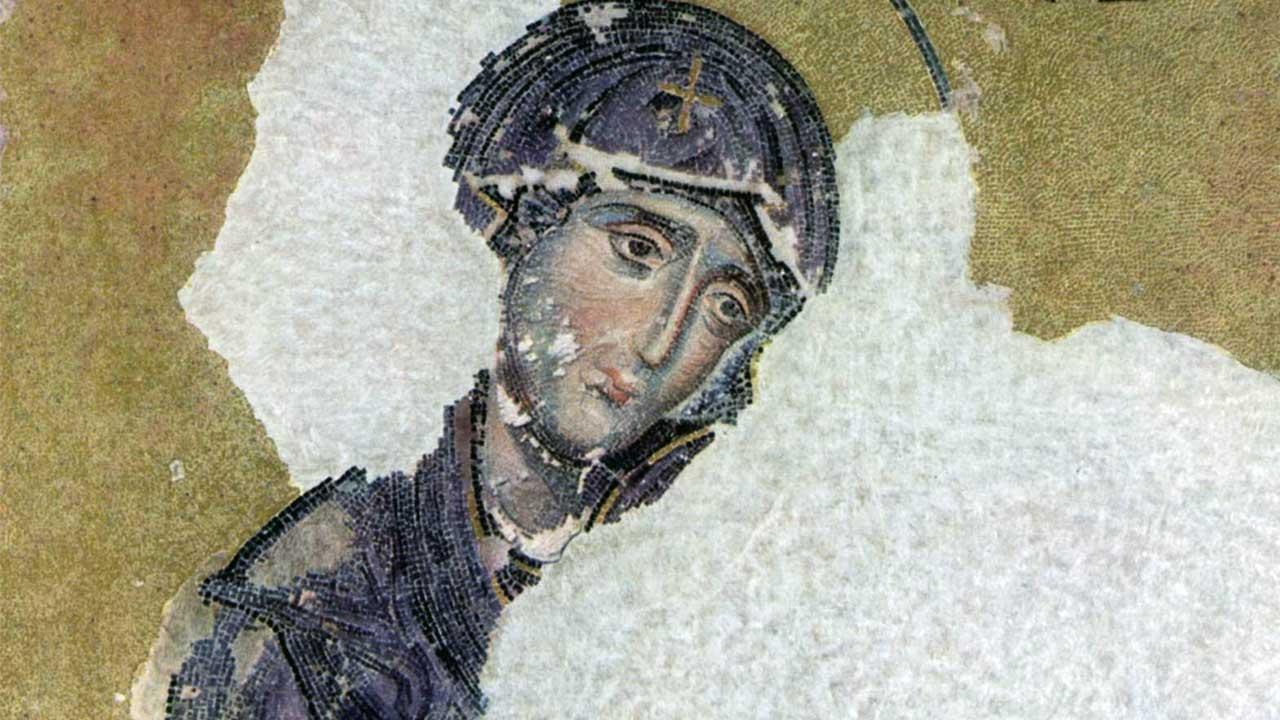 Δοξαστικό Εισοδίων της Θεοτόκου - Λειτουργικά κείμενα - Απαρχή