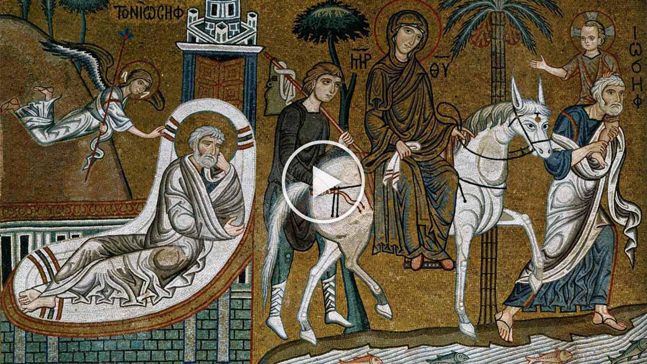 Εκ της ρίζης Ιεσσαί - Αφιέρωμα στα Χριστούγεννα - Απαρχή - Θεολογία