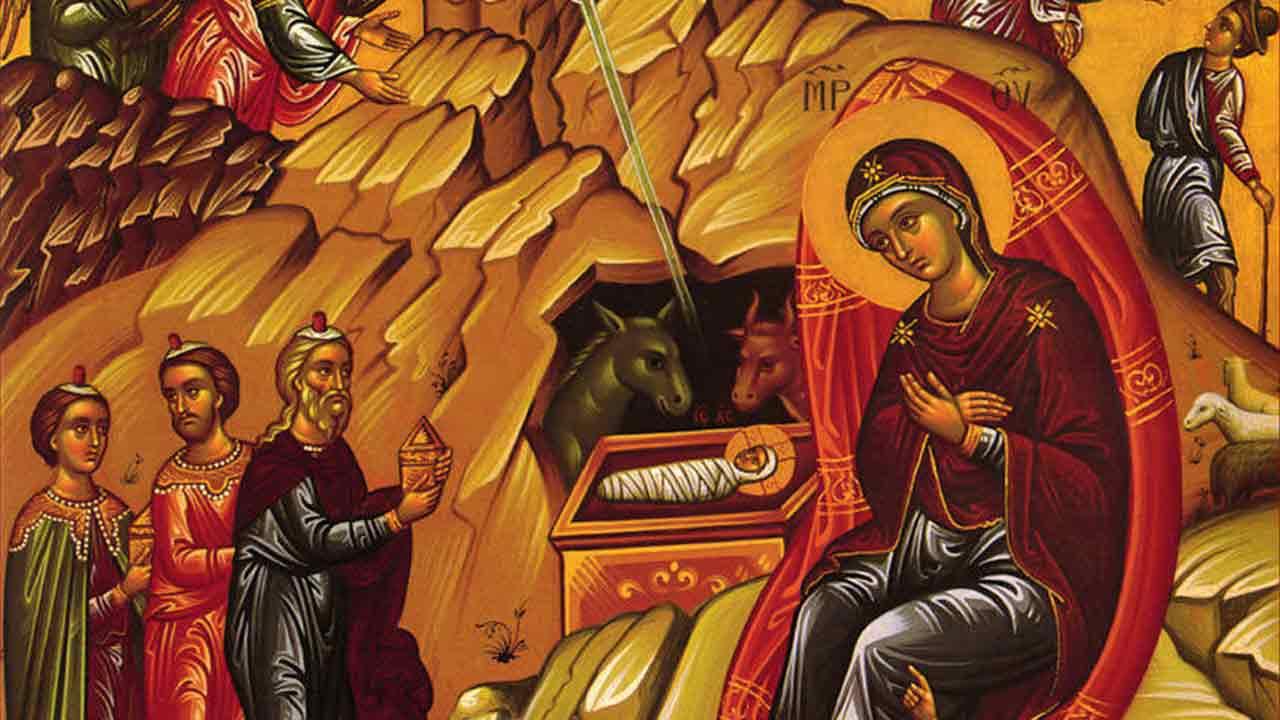 Η γέννηση του Χριστού μέσα μας - Συμεών Νέος Θεολόγος - Πατερικός λόγος - Απαρχή