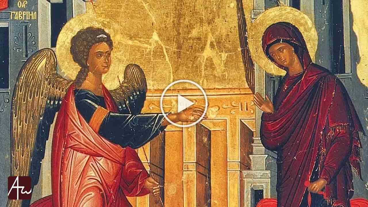 Ιωσήφ ο Μνήστωρ - Θεολογικός λόγος - Απαρχή