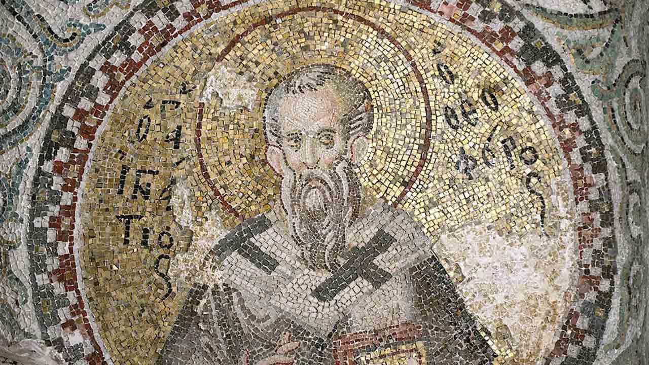 Άγιος Ιγνάτιος Θεοφόρος - Απαρχή - Θεολογία