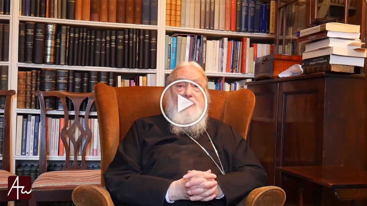Η σωτηρία ως οδός - π. Κάλλιστος Ware - Kallistos - Ορθόδοξη μαρτυρία και θεολογία στη Δύση - Απαρχή