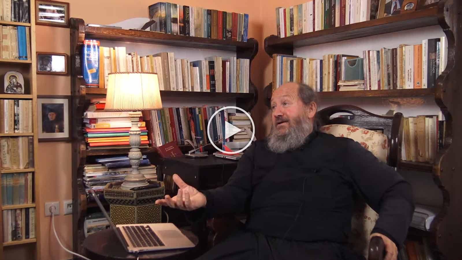 Η παιδαγωγία του Θεού στον Προφήτη Ηλία - Θεολογικός λόγος - Απαρχή - π. Δημήτριος Κουτσούρης - Θεολογία