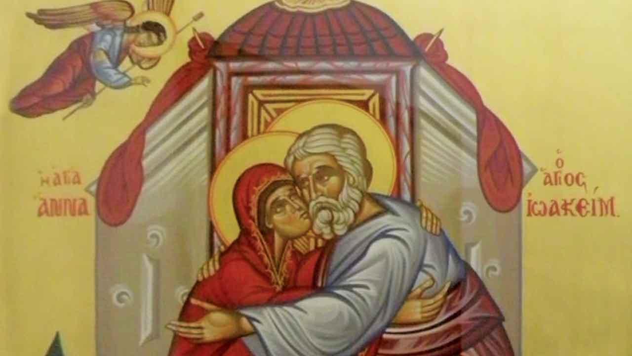 Σύλληψη της Θεοτόκου - Απόστολος Κυριακής - Λατρευτική Ζωή - Απαρχή - Αποστολικό Ανάγνωσμα - Θεολογία