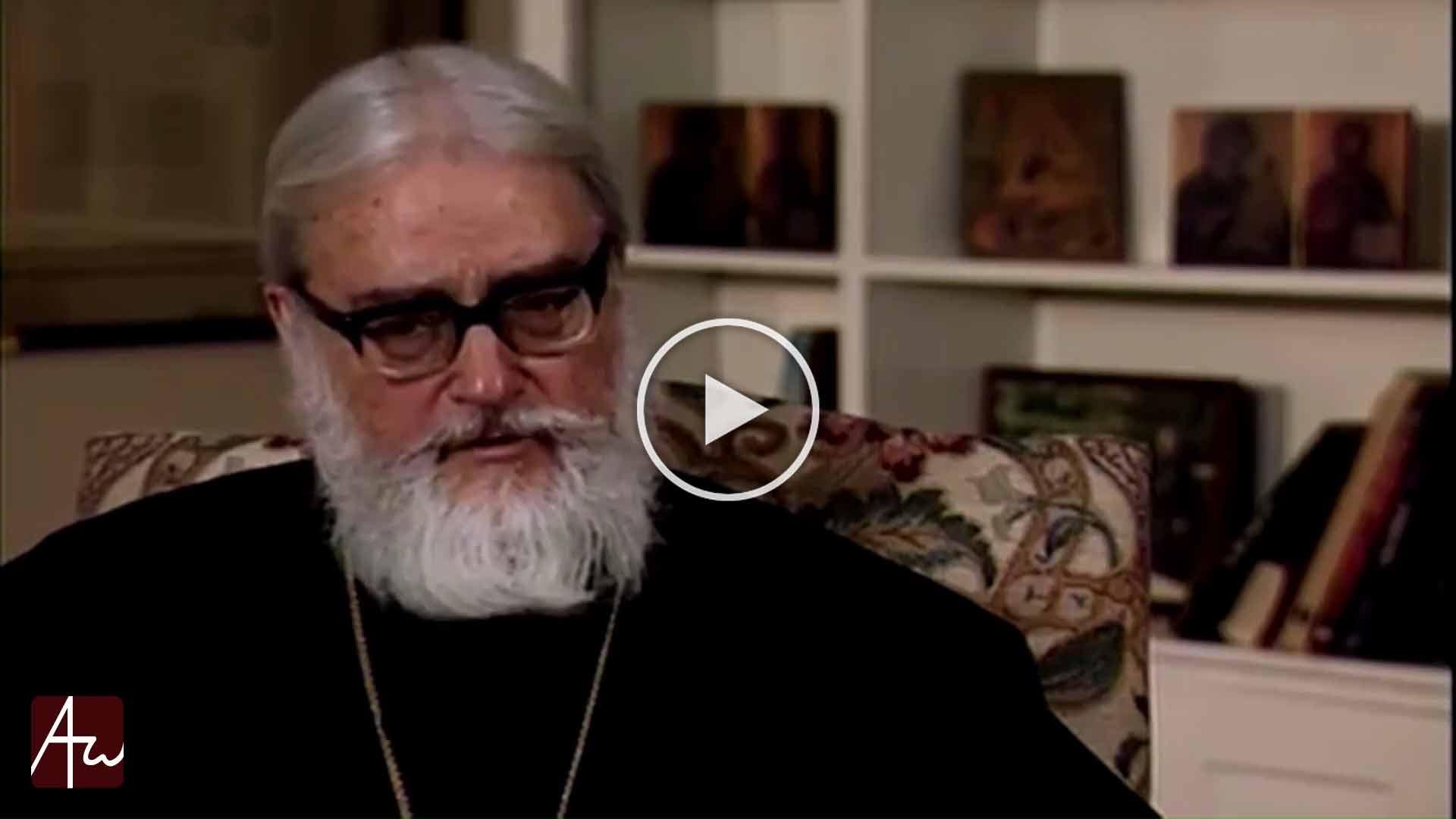 Το Ταξίδι μου στην ορθοδοξία Μέρος Β' - Ορθόδοξη Μαρτυρία στη Δύση - Θεολογία - Απαρχή