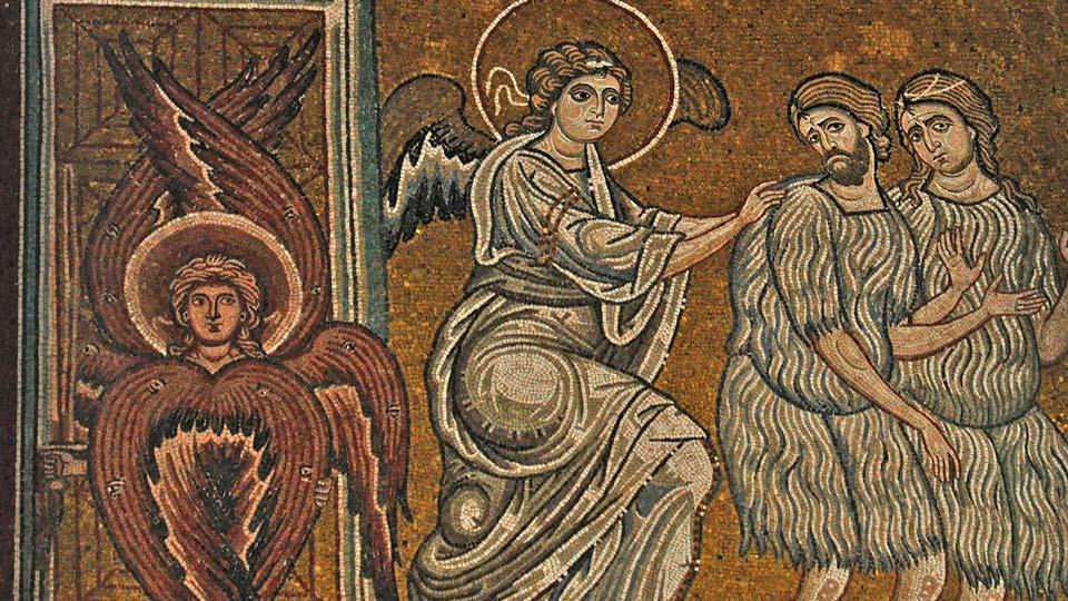 Η εξορία των πρωτοπλάστων από τον Παράδεισο - Άγιος Γρηγόριος Θεολόγος - Πατερικά κείμενα - Θεολογία - Απαρχή
