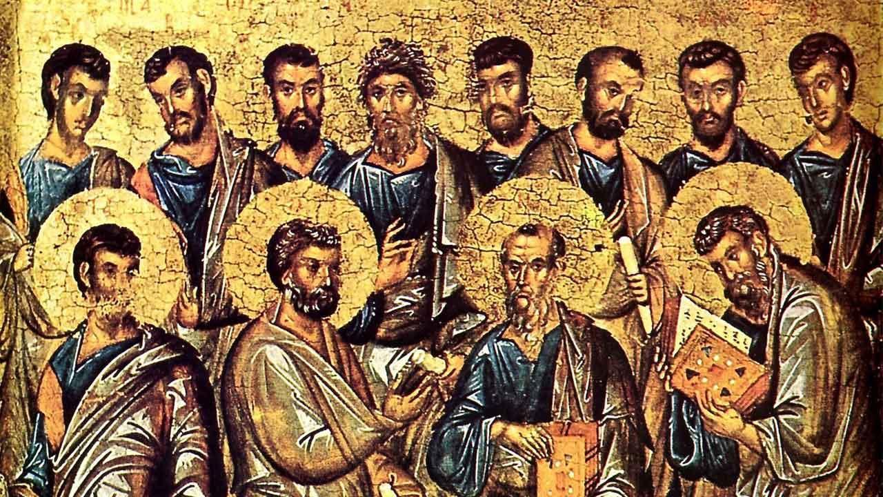 Κυριακή του Πάσχα - Απόστολος Κυριακής - Οι πράξεις των Αποστόλων - Απαρχή - Θεολογία