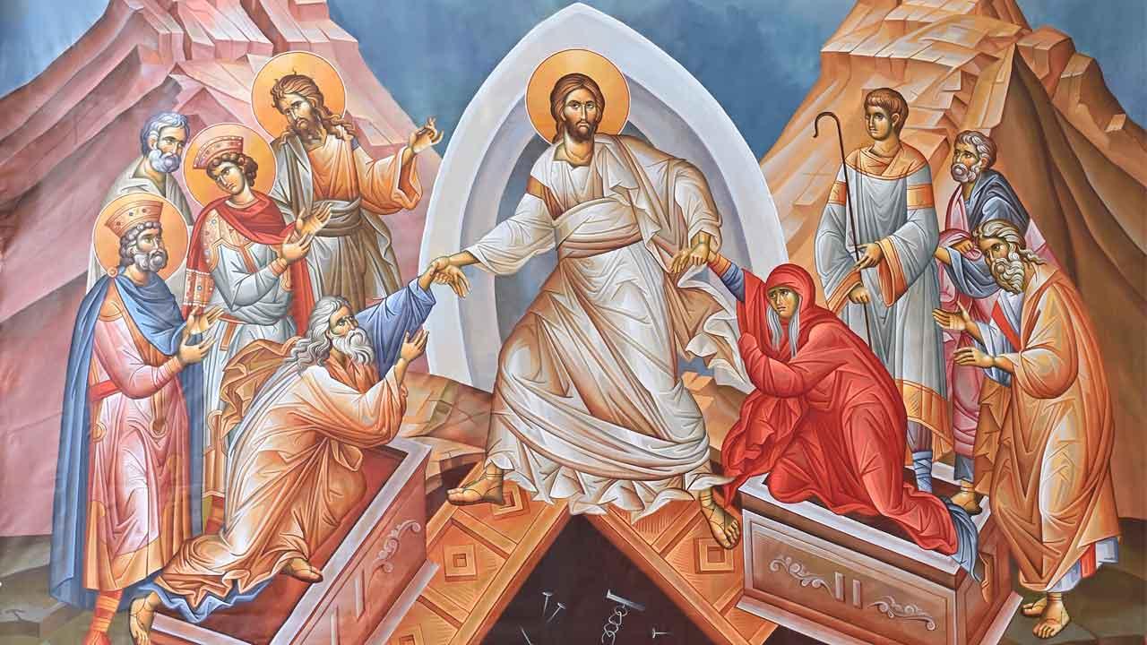 Κυριακή του Πάσχα - Ευαγγέλιο Κυριακής - Η Ανάσταση του Κυρίου - Απαρχἠ - Θεολογία