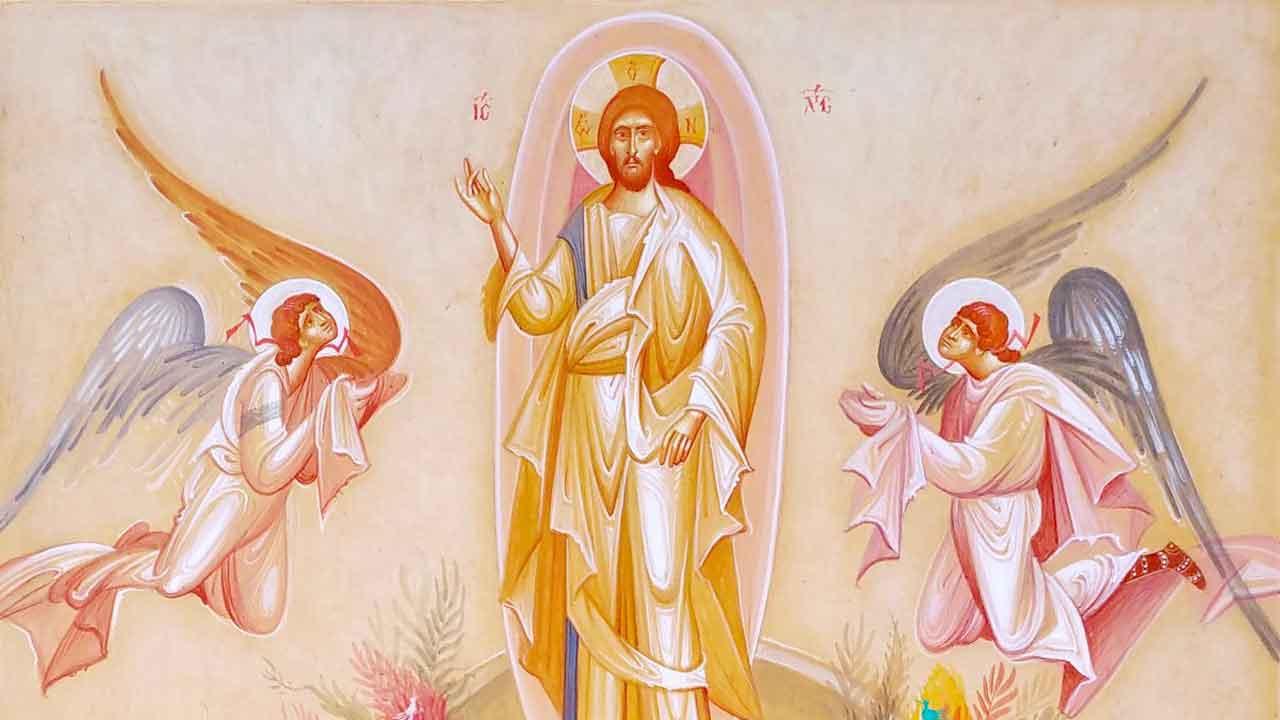 Κυριακή Ε' Νηστειών - Οσίας Μαρίας της Αιγυπτίας - Ευαγγέλιο Κυριακής - Απαρχή - Θεολογία