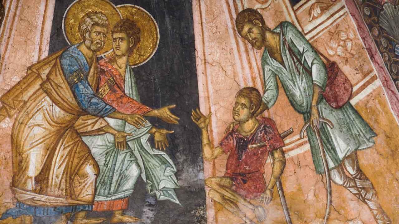 Κυριακή του Θωμά - Πράξεις των Αποστόλων - Απόστολος Κυριακής - Λατρευτική Ζωή - Απαρχή - Θεολογία