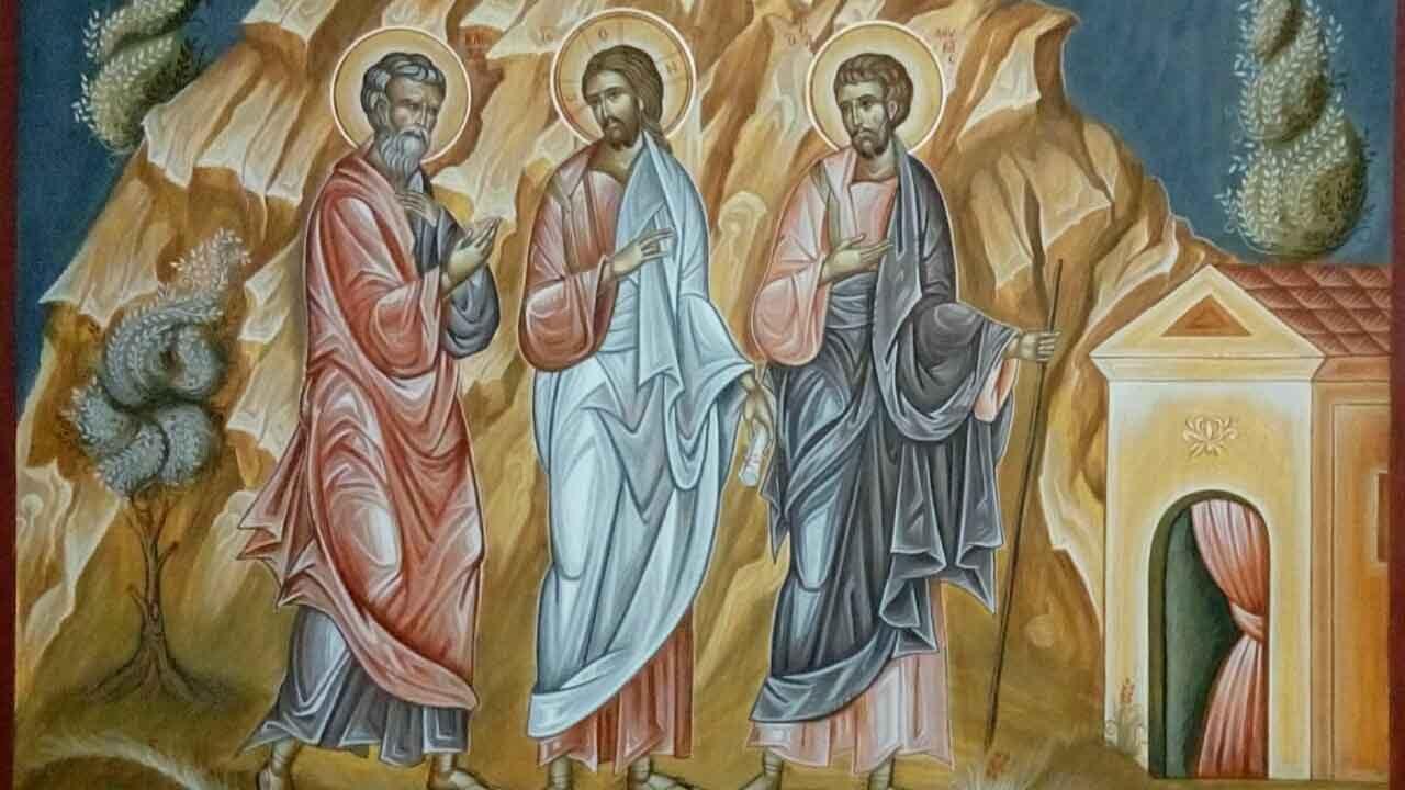 Κυριακή Γ' Νηστειών - της Σταυροπροσκυνήσεως - Ευαγγέλιο Κυριακής - Απαρχή - Θεολογία - Ευαγγελικό Ανάγνωσμα