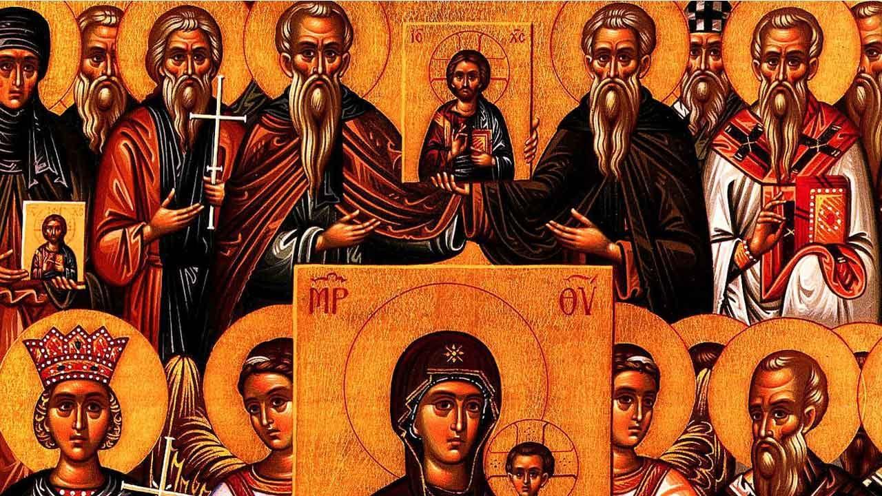 Α' Κυριακή των Νηστειών - Κυριακή της Ορθοδοξίας - Ευαγγέλιο Κυριακής - Λατρευτική Ζωή - Απαρχή - Θεολογία - Ευαγγελικό Ανάγνωσμα