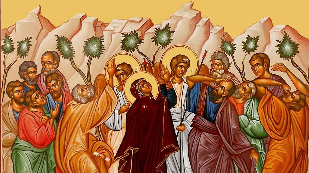 Κυριακή των Βαΐων - Απόστολος Κυριακής - Λατρευτική Ζωή - Απαρχή - Θεολογία