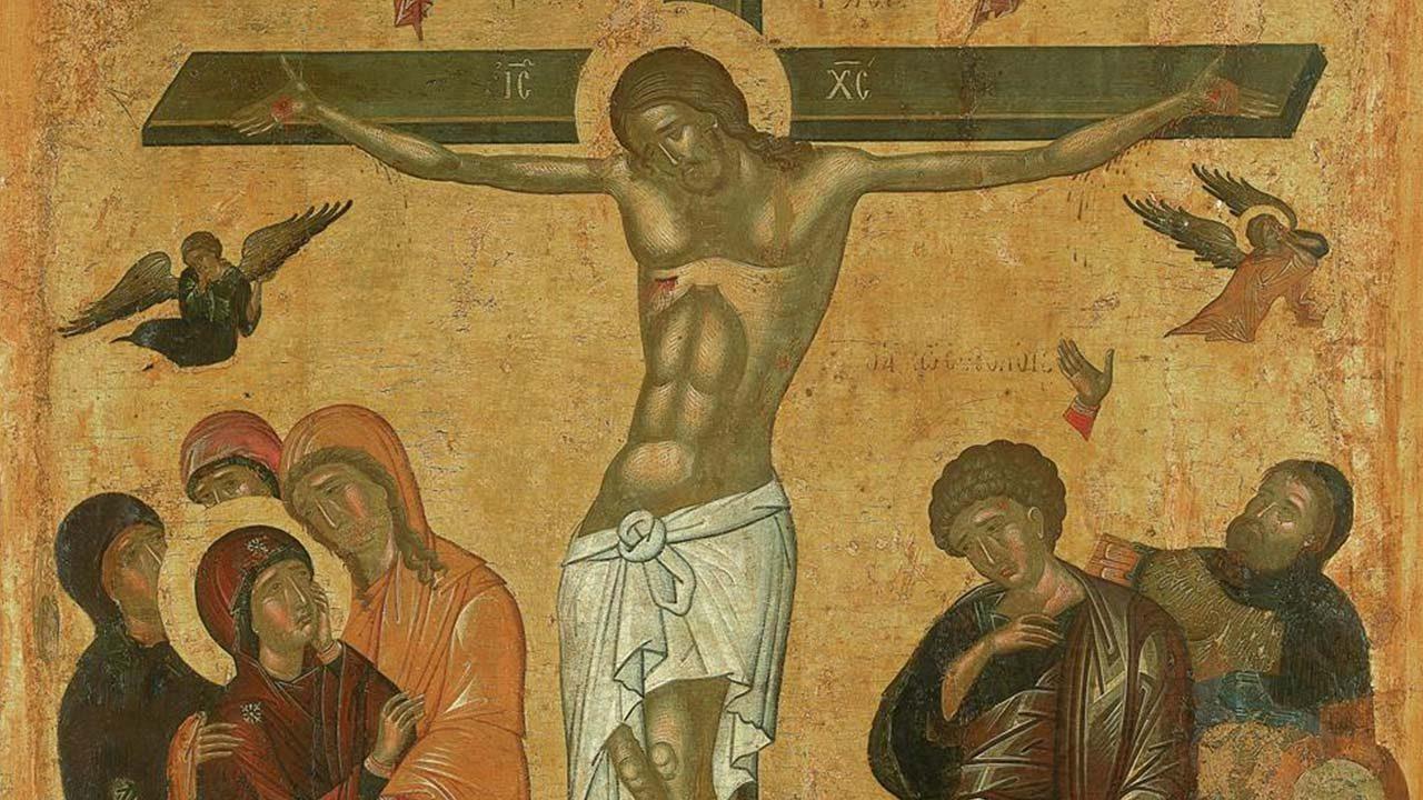 Λόγος για το πάθος του Σωτήρα, Όσιος Εφραίμ ο Σύρος - Πατερικοί λόγοι - Θεολογία - Απαρχή
