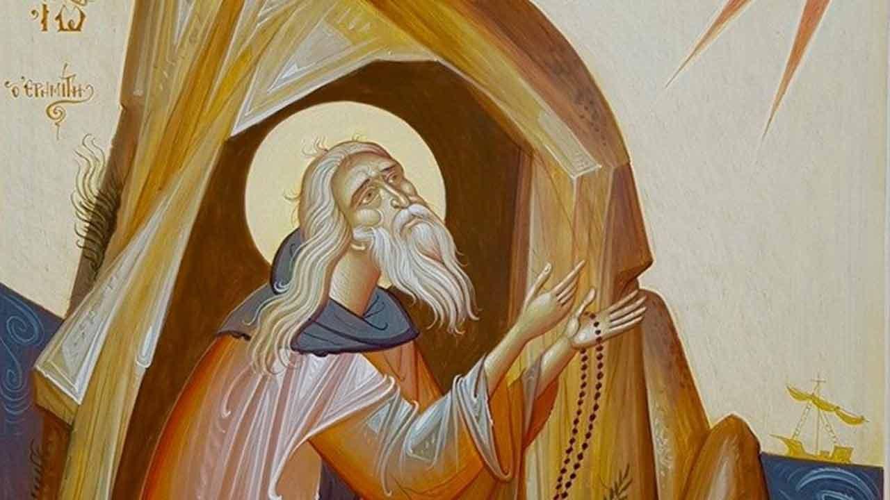 Νοερά προσευχή - Κείμενα - Θεολογικός Λόγος - Απαρχή
