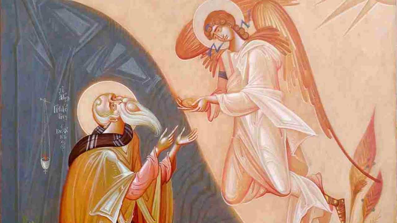 Στή Νηφάλια Μέθη - Απαρχή - Κείμενα - Θεολογικός λόγος
