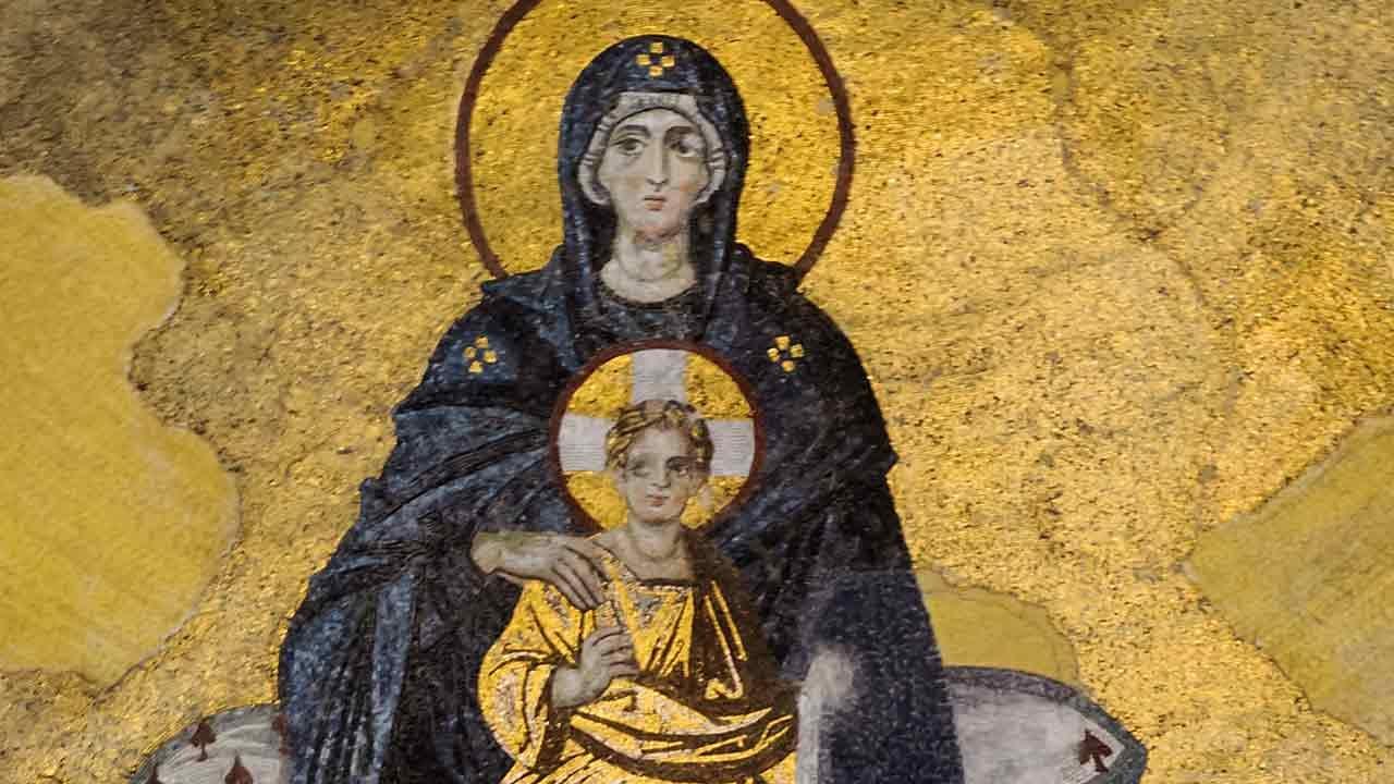 Το θείον βρέφος - Θεολογικά κείμενα - π. Αλέξανδρος Σμέμαν